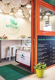 Die Grünfee Laden Innen